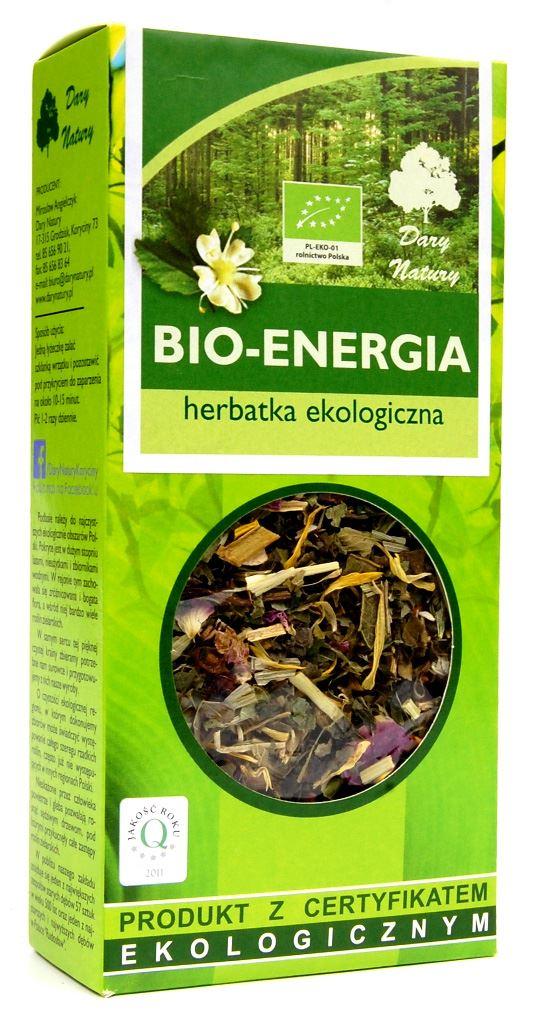 ENERGY TEA BIO 50 g