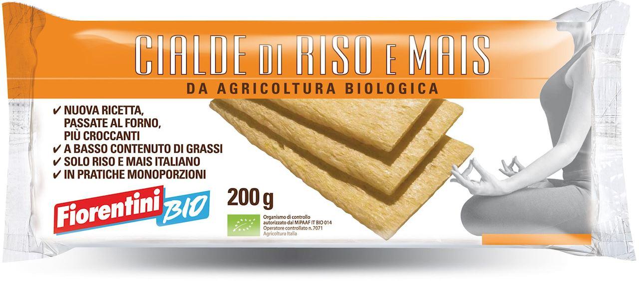 CRISPY BREAD BIO 200 g