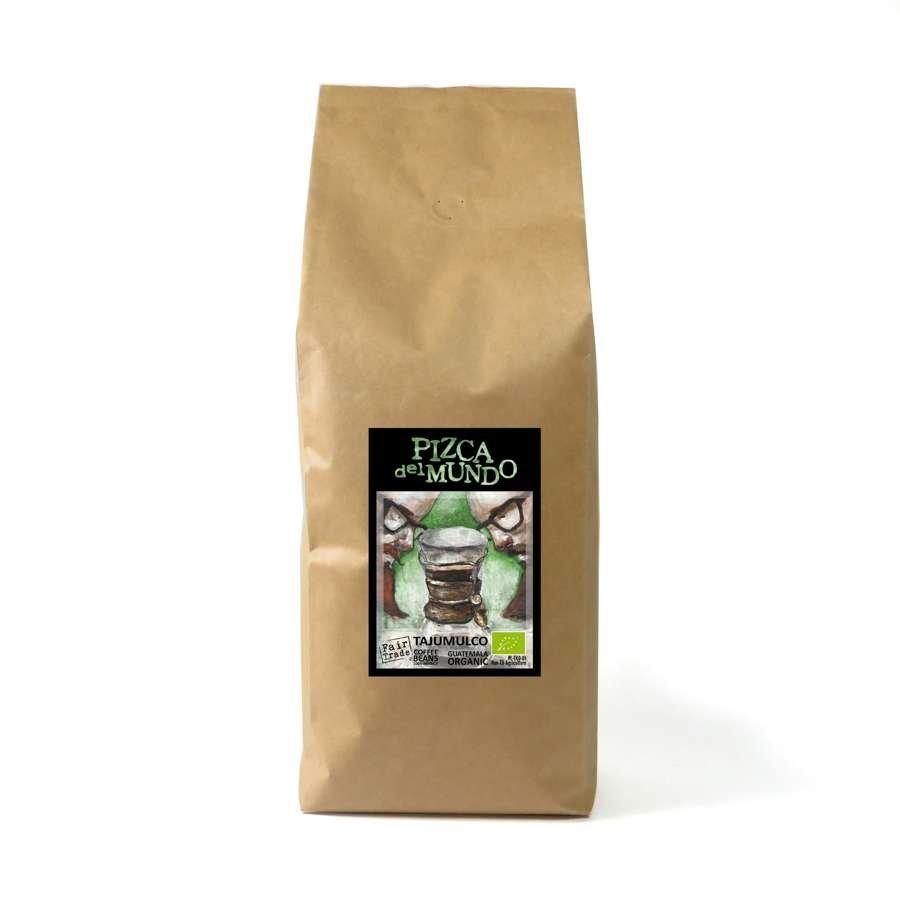 TAJUMULCO COFFEE BEANS FROM GUATEMALA BIO 1 kg