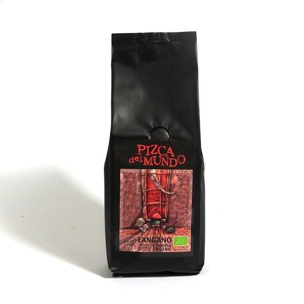 LANGANO GROUND COFFEE FROM ETIOPIA  BIO 250 g