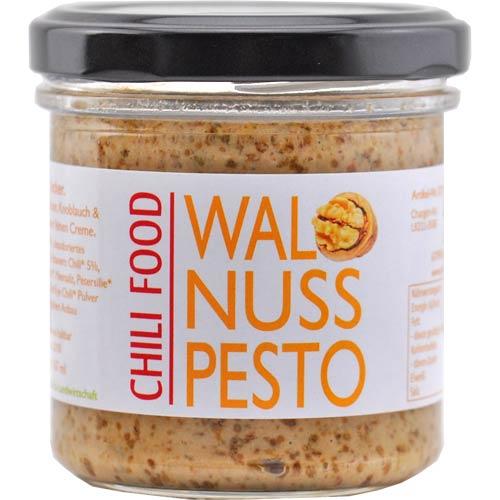 WALNUT PESTO WITH CHILI BIO 167 ml