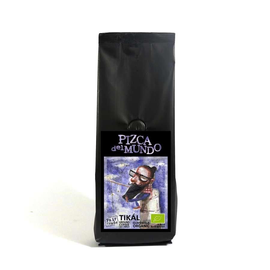 TIKAL GROUND COFFEE FROM GUATEMALA  BIO 250 g