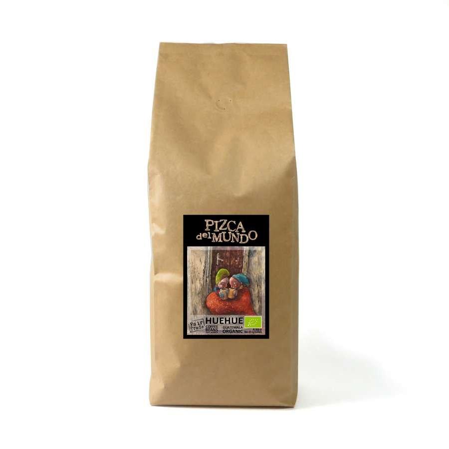 HUEHUE COFFEE BEANS FROM GUATEMALA BIO 1 kg
