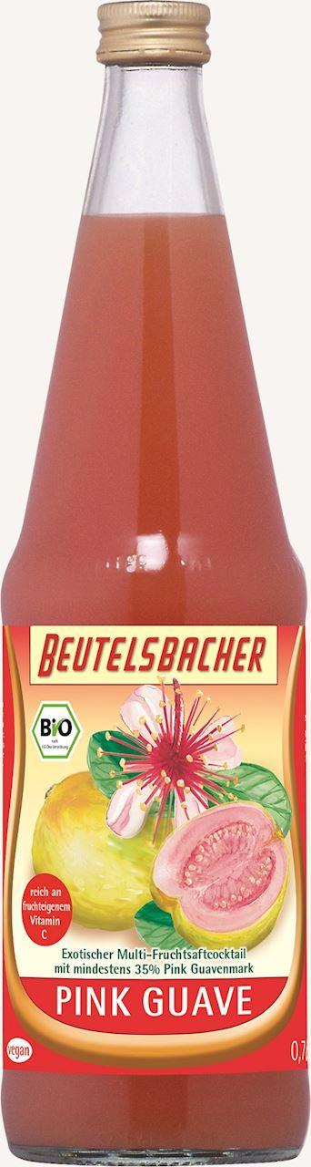 GUAVA AND GRAPEFRUIT COCTAIL BIO 700 ml