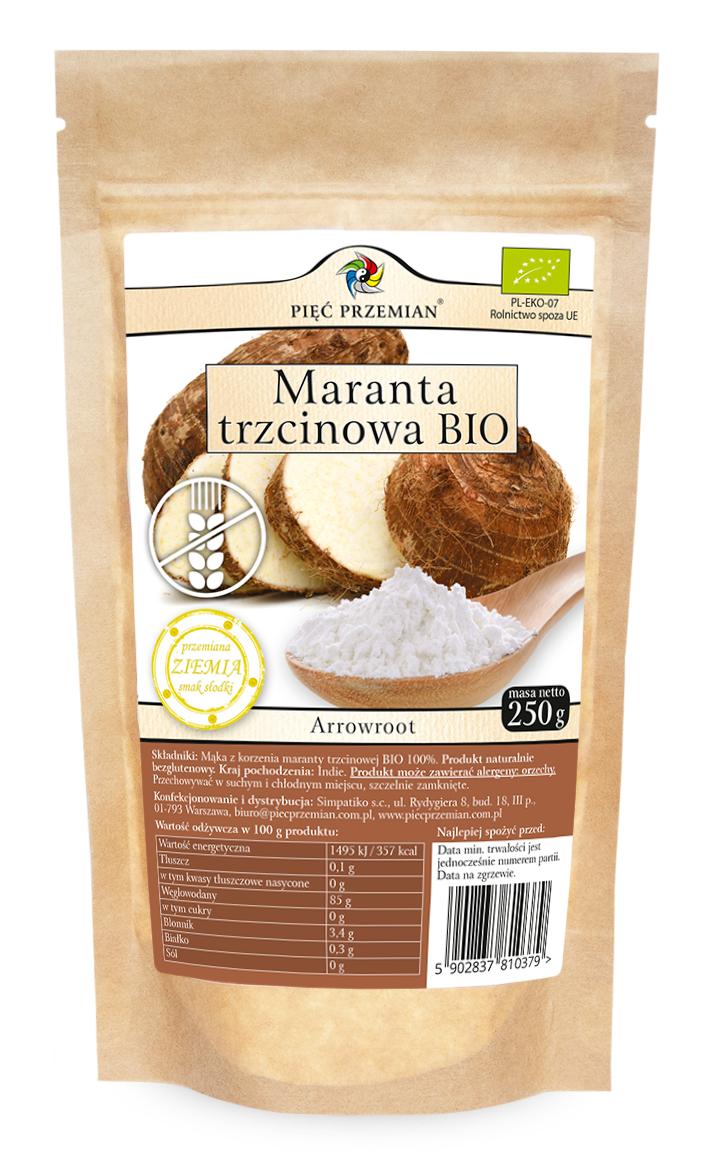 MAHE MARANTA JAHU 250 g