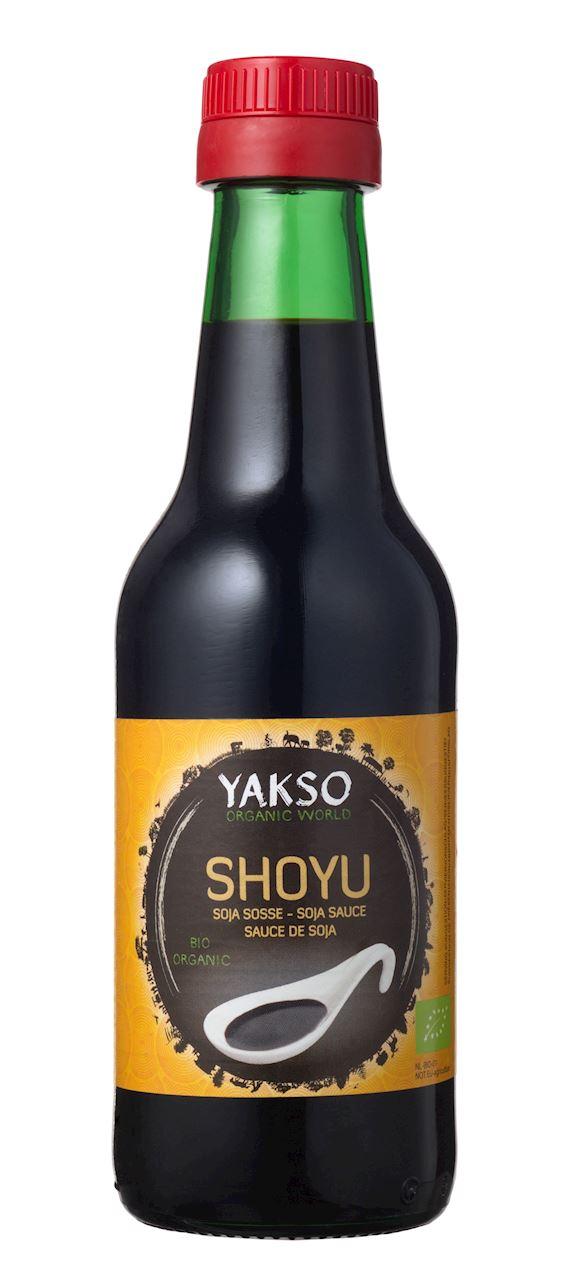 SHOYU SOY SAUCE BIO 250 ml