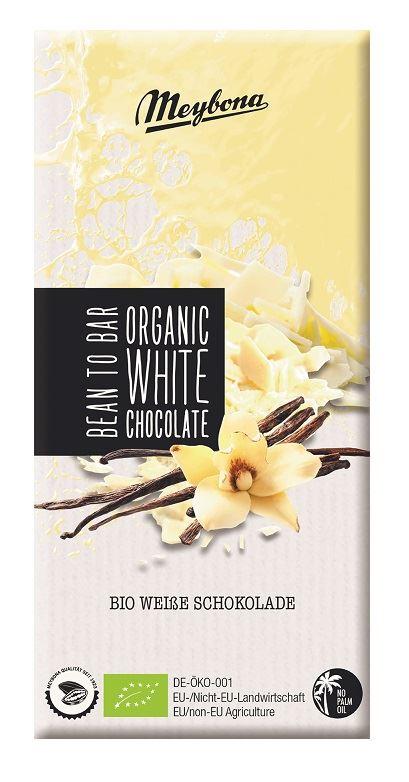 WHITE CHOCOLATE BIO 100 g