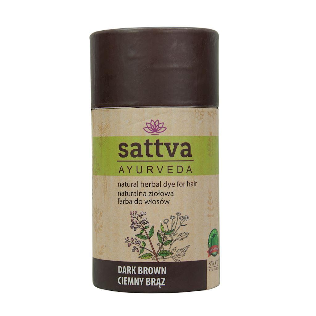 NATURAL DARK BROWN HENNA 150 g