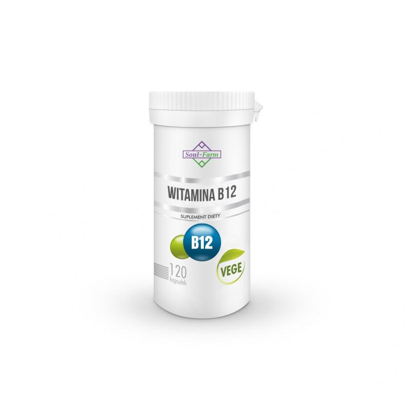 VITAMIN B12 (10 mcg) 120 CAPSULES